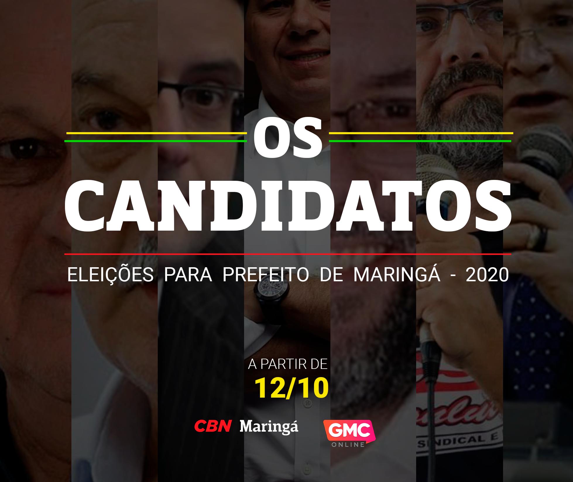 CBN e GMC Online vão lançar websérie sobre os candidatos a prefeito
