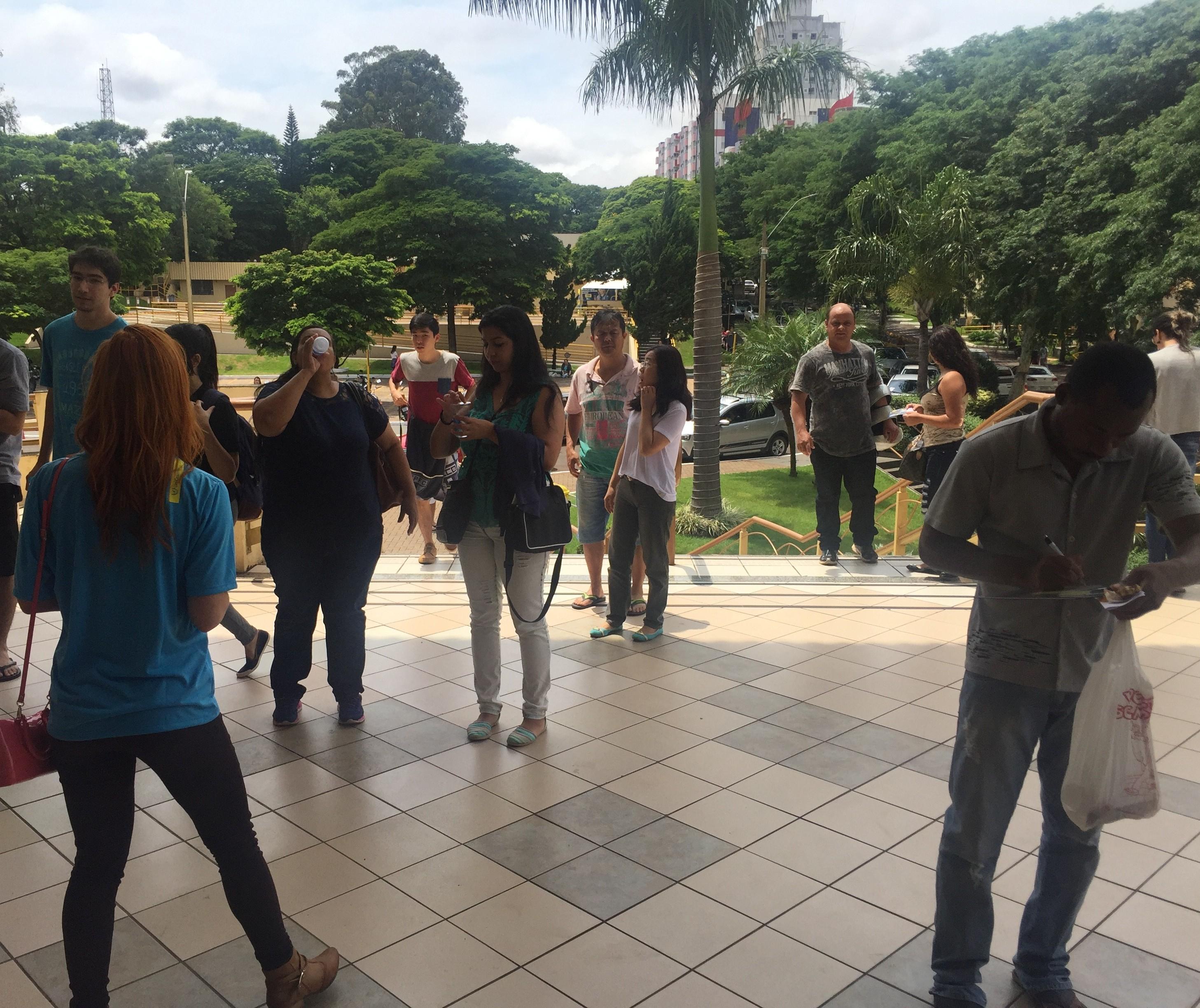 Enem começa e em Maringá são mais de 12 mil inscritos