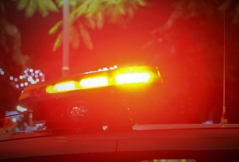 Perseguição policial termina em acidente em Maringá; motorista fugiu