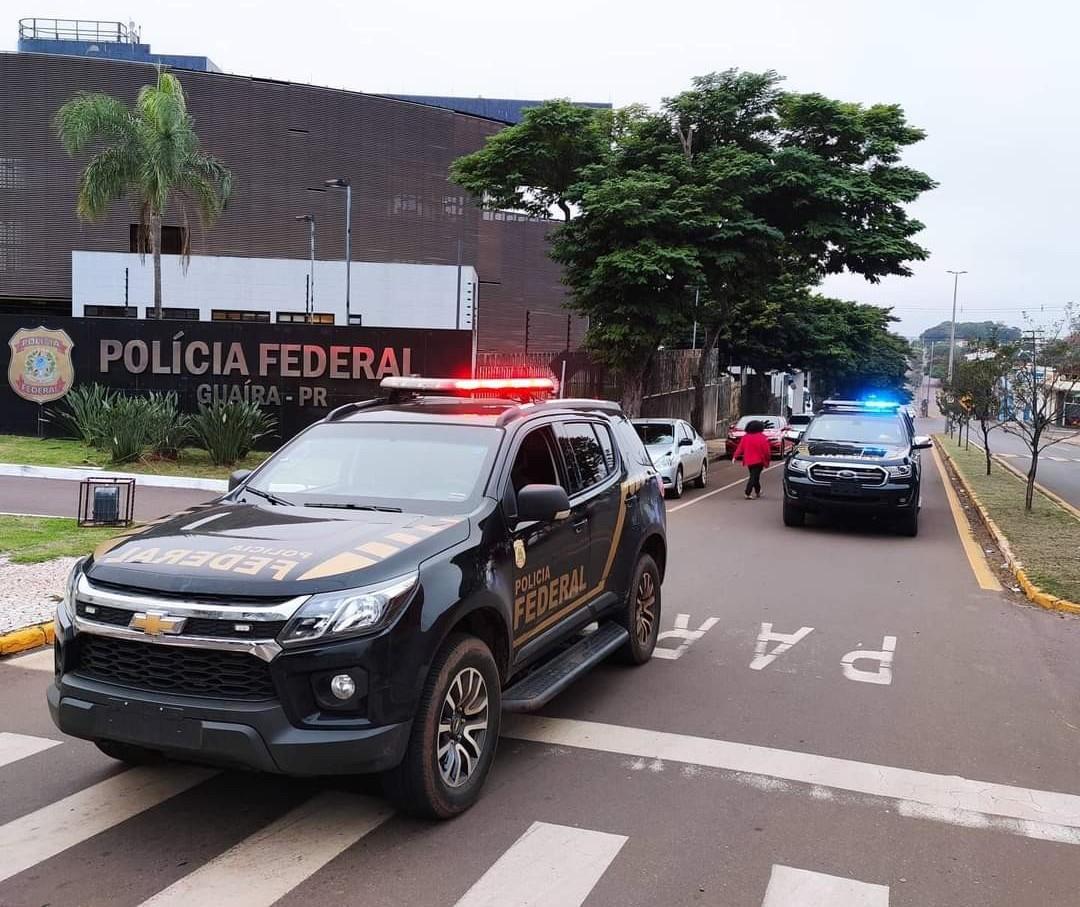 Prefeito afastado de Umuarama é alvo de operação contra a corrupção deflagrada nesta terça-feira (26)