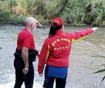 Polícia Ambiental encontra corpo de mulher no Rio Ivaí