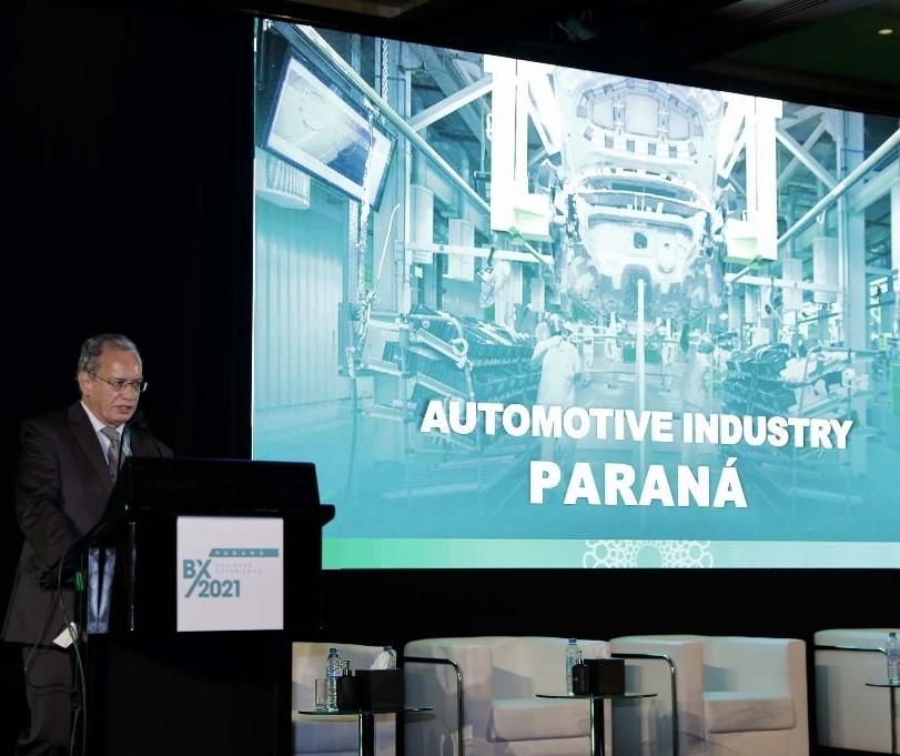Paraná é o primeiro estado a representar o país no pavilhão Brasil e o único do sul a participar da feira