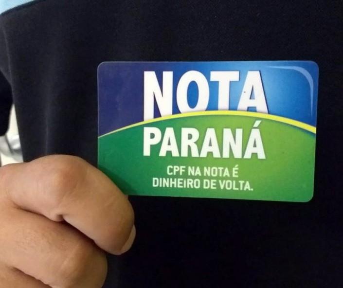 Nota Paraná sorteia 10 milhões em Maringá