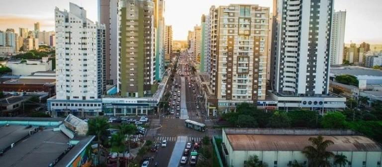 Proporcionalmente, população de Maringá cresceu mais que de Londrina