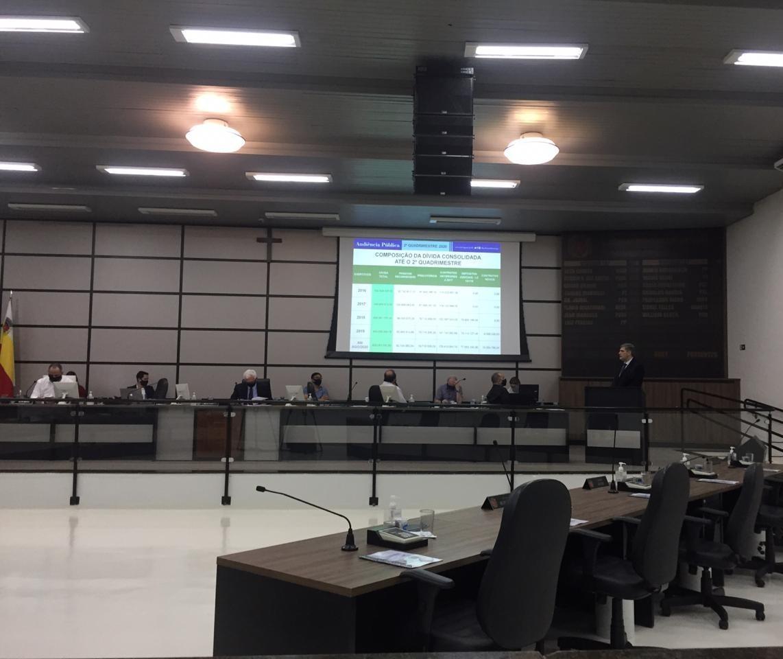 Arrecadação em Maringá atingiu 67% do previsto em 2020