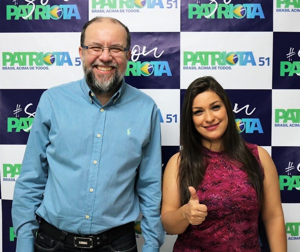 Patriota confirma candidatura do advogado Eliseu Fortes à prefeitura de Maringá