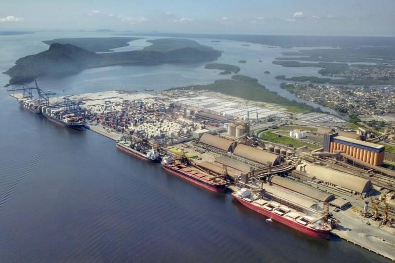 Importações puxam movimentação nos portos do Paraná em 2021