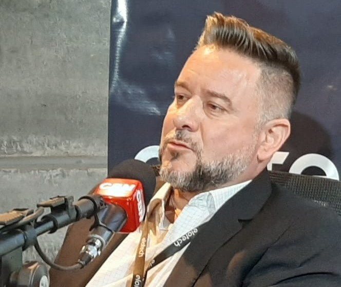 Empresário do setor de TI, Rud Rizziolli, morre de Covid-19 em Maringá