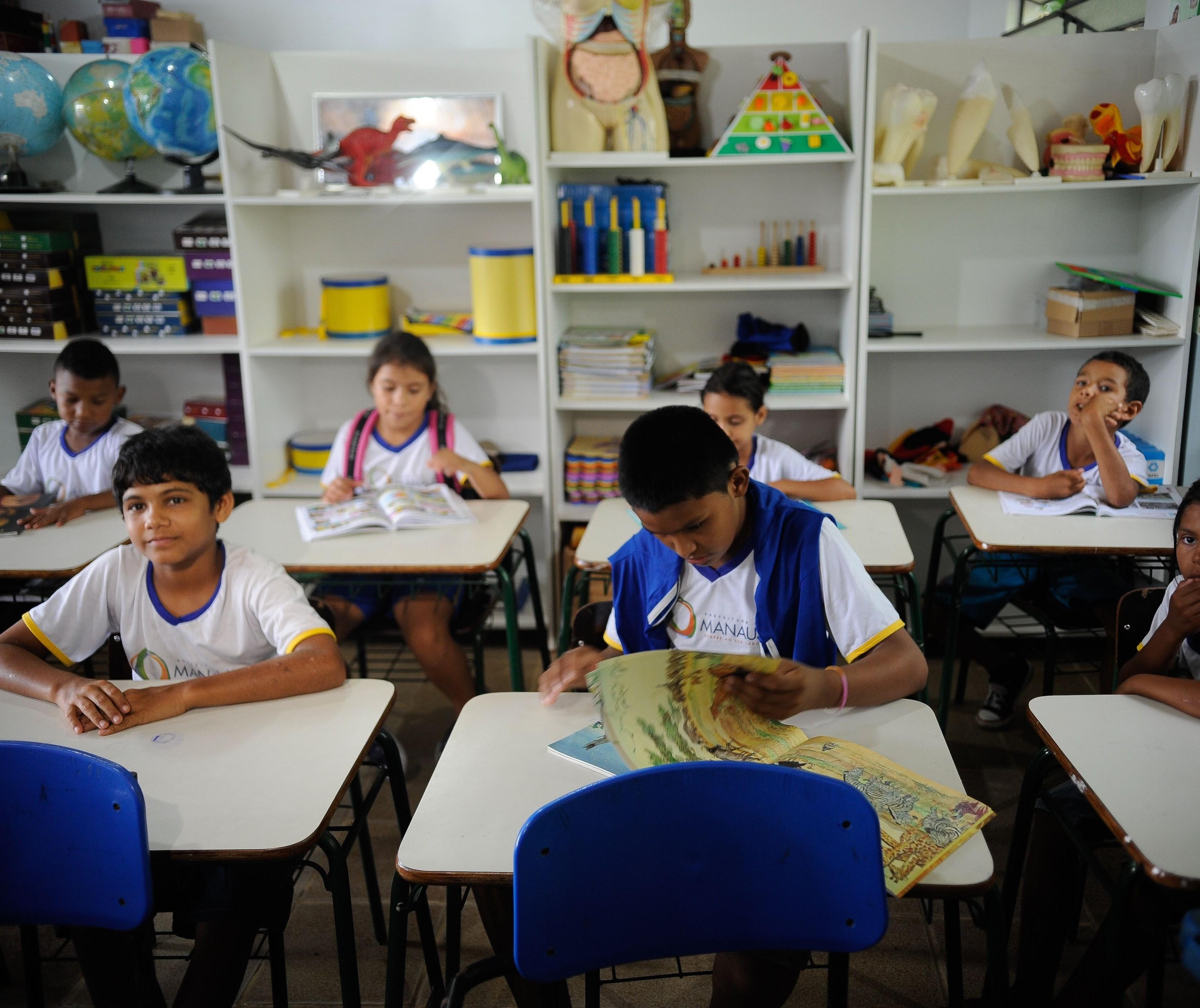 Educação é começo e não fim