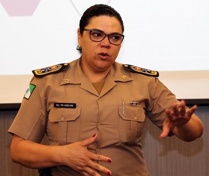 Coronel Audilene será candidata à Prefeitura de Maringá pelo PP