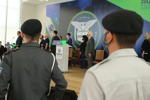 Policiais militares da reserva podem se inscrever para atuar nos colégios cívico-militares