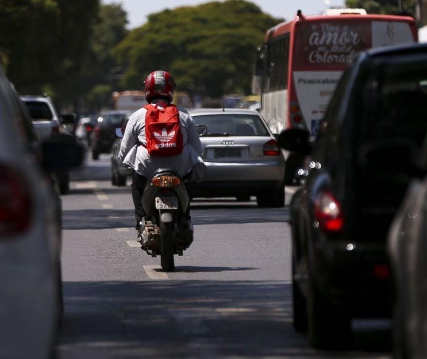 Motociclistas são as principais vítimas dos acidentes de trânsito