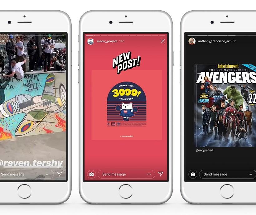 Stories é o formato para marcas se conectarem com o público