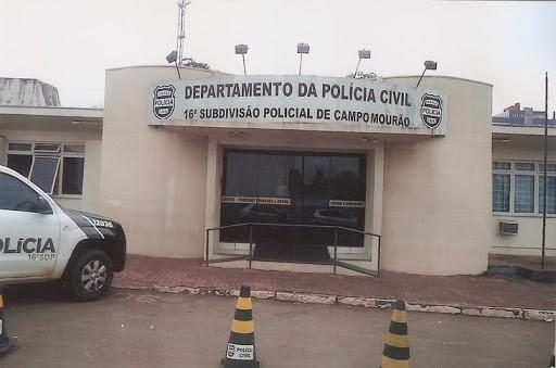 Polícia Civil de Campo Mourão pede a prisão preventiva de agressor de Viviane Santos