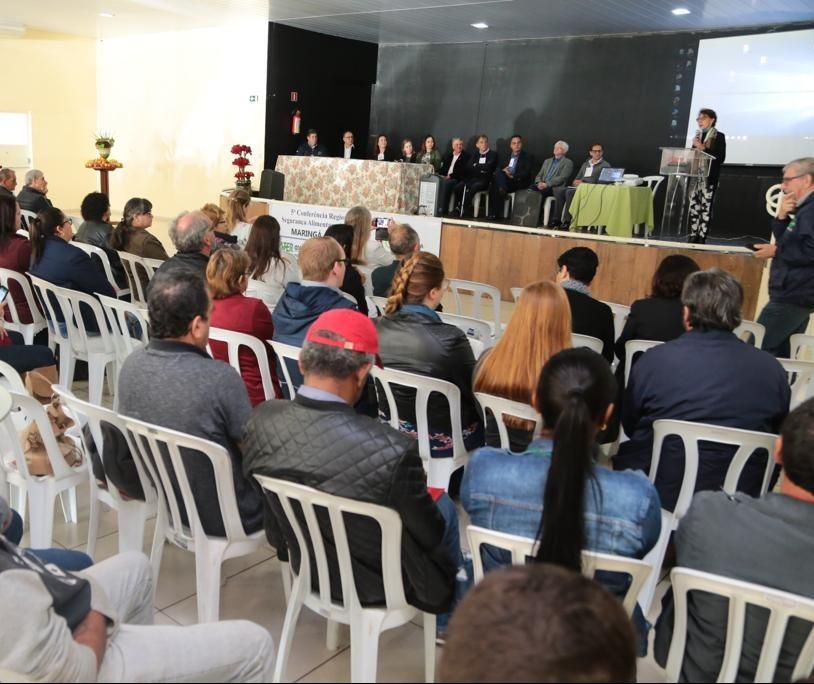Conferência reúne representantes de 29 cidades