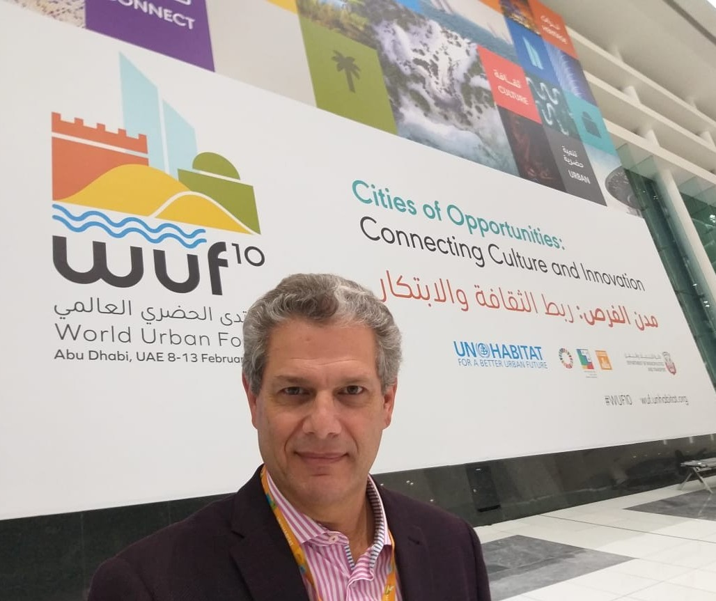 10º Fórum Urbano Mundial encerra nesta quinta-feira (13)
