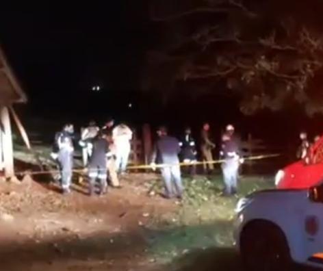 Polícia impede assalto em fazenda e suspeito morre durante troca de tiros