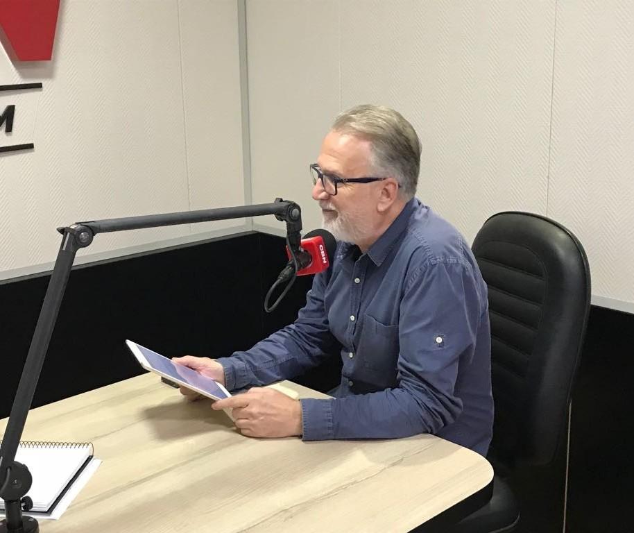 Justiça manda suspender veiculação de João Arruda (MDB)