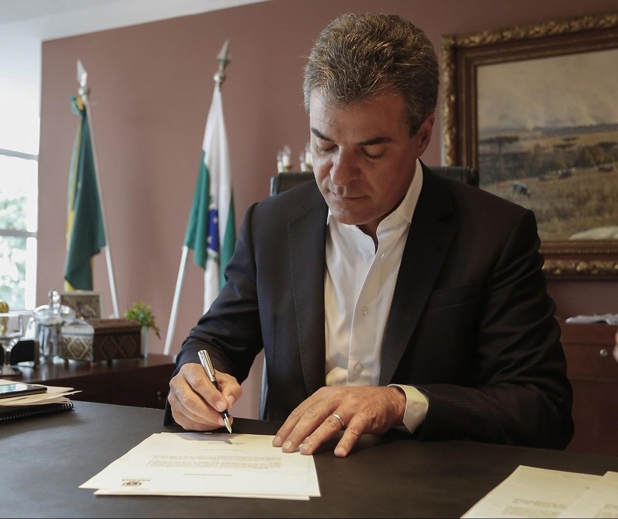 Beto Richa anuncia candidatura ao Senado