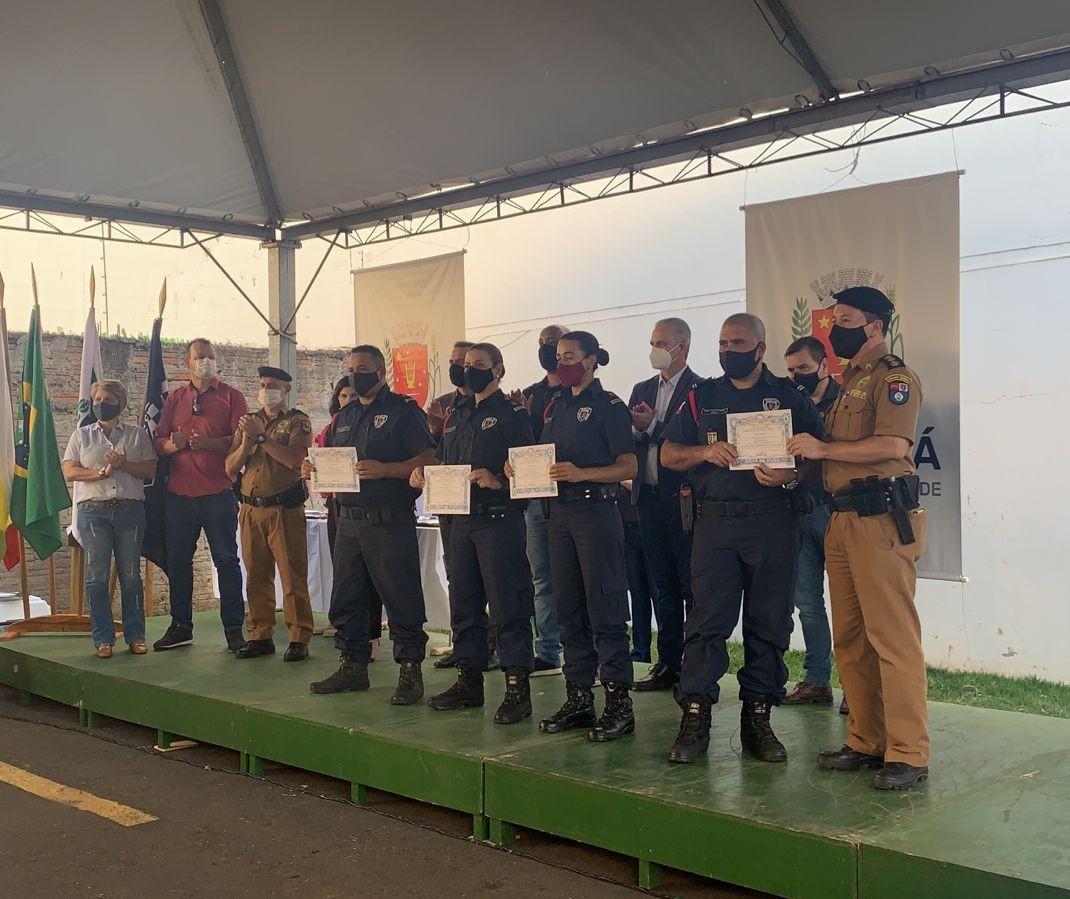 Com agentes armados, GM agora é Guarda Civil Municipal