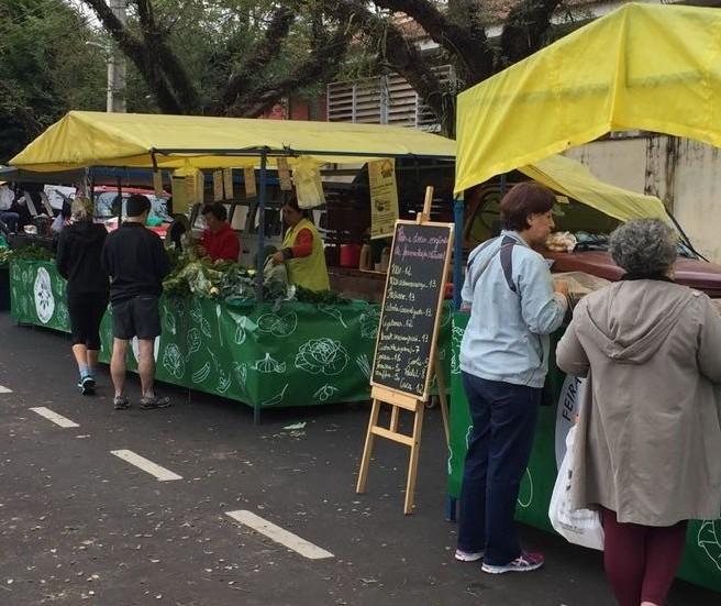 Você sabia que Maringá tem feira de produtos orgânicos?