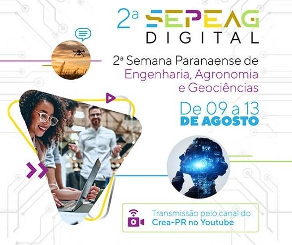 Evento internacional de engenharias e geociências vai ser transmitido de Maringá