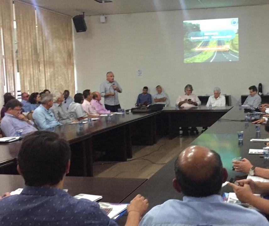 Movimento para duplicar BR-376 até MS ganha apoio de Maringá