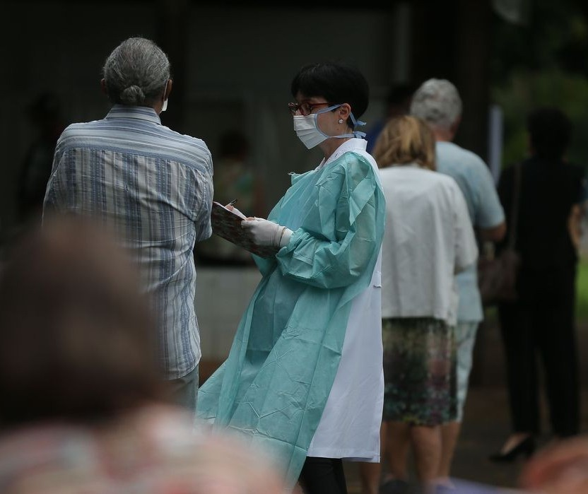 Veja a profissão dos infectados por Covid-19 em Maringá