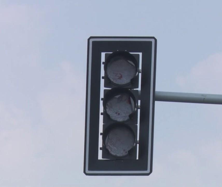 Quatro semáforos continuam desligados em Maringá nesta quinta (27)