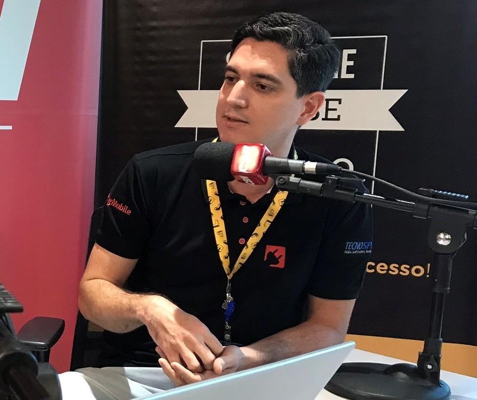 Empresário Erike Almeida é eleito Jovem Empreendedor
