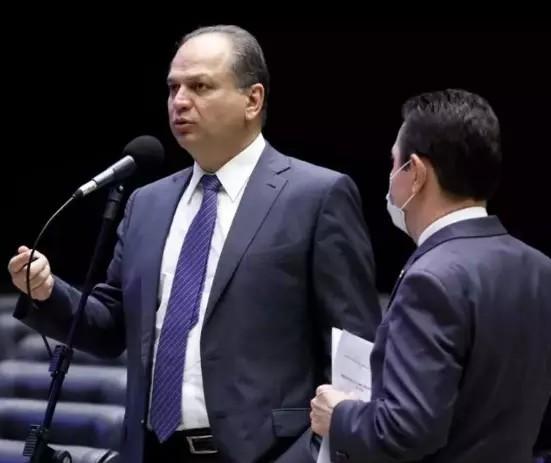Ricardo Barros pede que STF marque depoimento na CPI