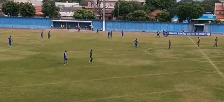 Embalado, Maringá vence Nacional por 2 a 0