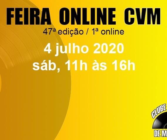 Clube do Vinil de Maringá realiza primeira feira online neste sábado (4)