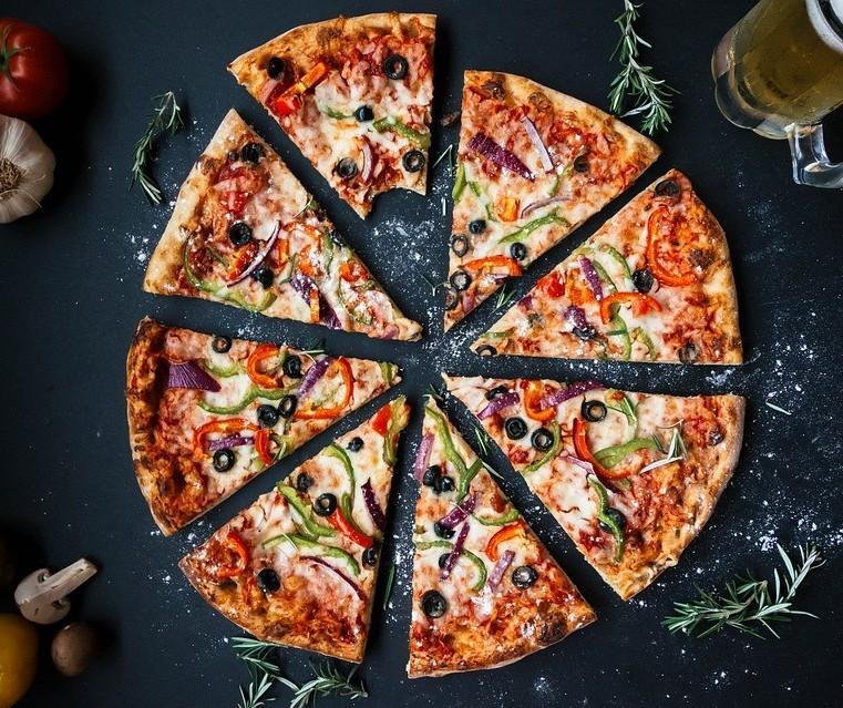 Pizza de todos os dias