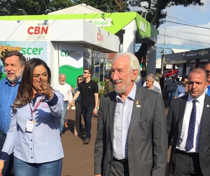 Políticos fazem cobranças de melhorias para Maringá ao vice-governador