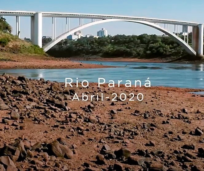 Estiagem no Paraná é a mais severa dos últimos 50 anos