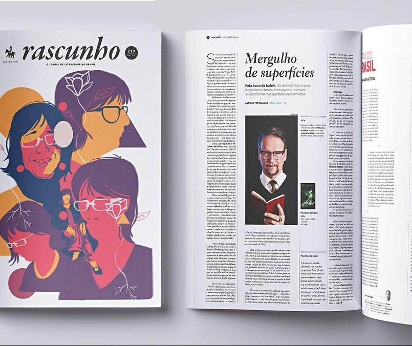 Brasil tem cinco importantes periódicos literários