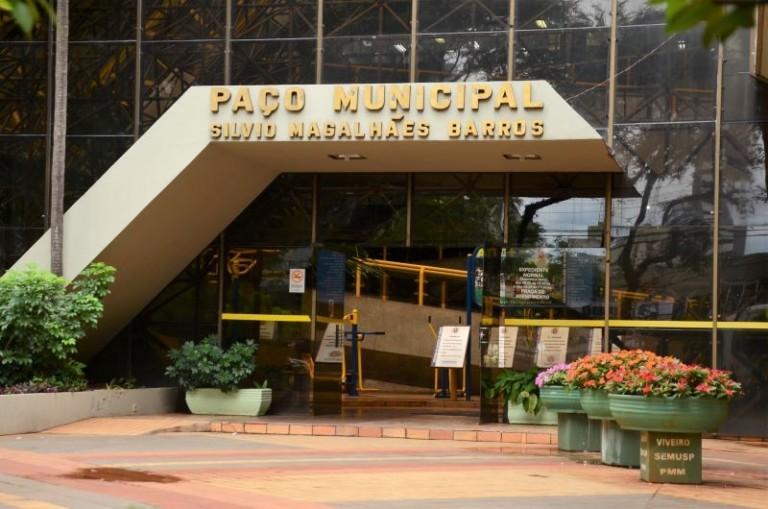 Em outubro, Paço Municipal volta ao horário normal