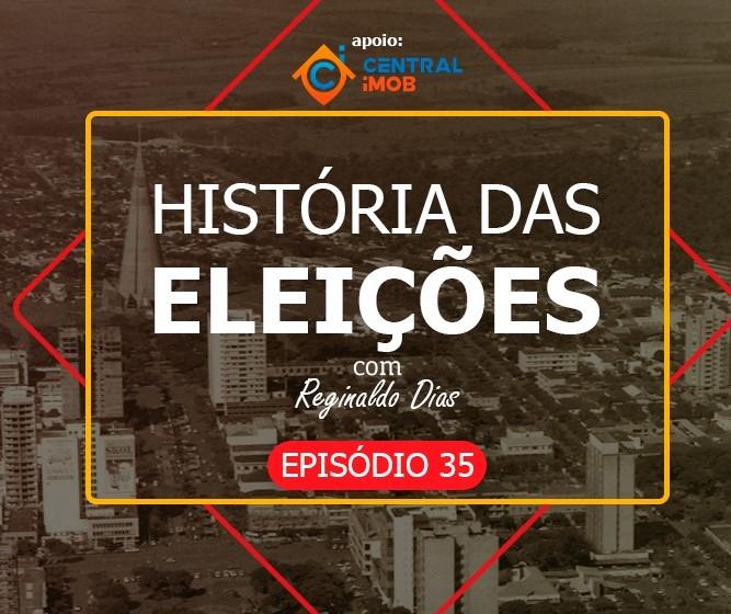 A eleição de Carlos Roberto Pupin