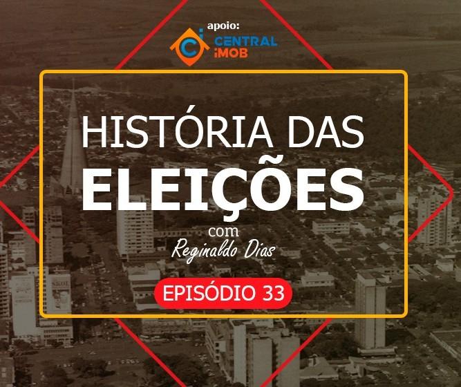 A reeleição de Silvio Barros - História das Eleições