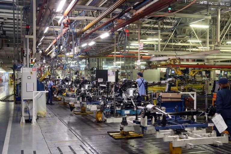 Confiança da indústria volta ao patamar pré-pandemia