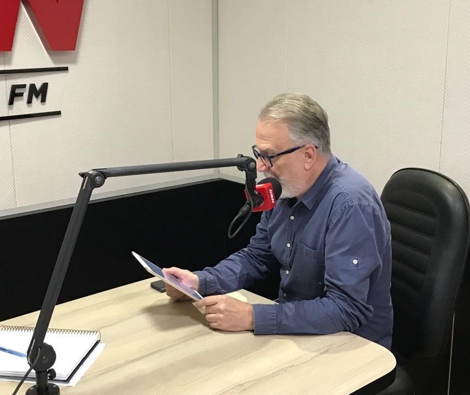 João Arruda eleito presidente do MDB, no Paraná