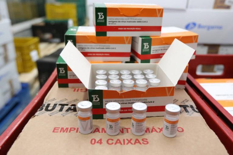 Secretaria de Saúde de Maringá garante que não vai faltar a 2ª dose da Coronavac