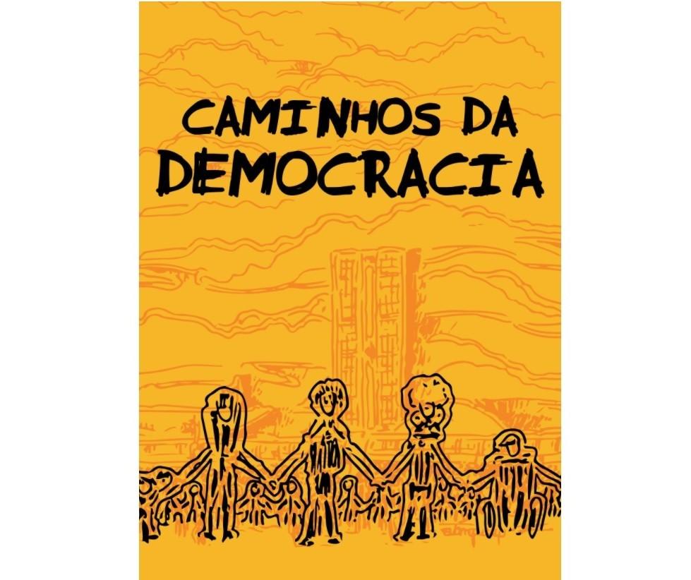 Pesquisadores da UEM criam cartilha com informações sobre a democracia