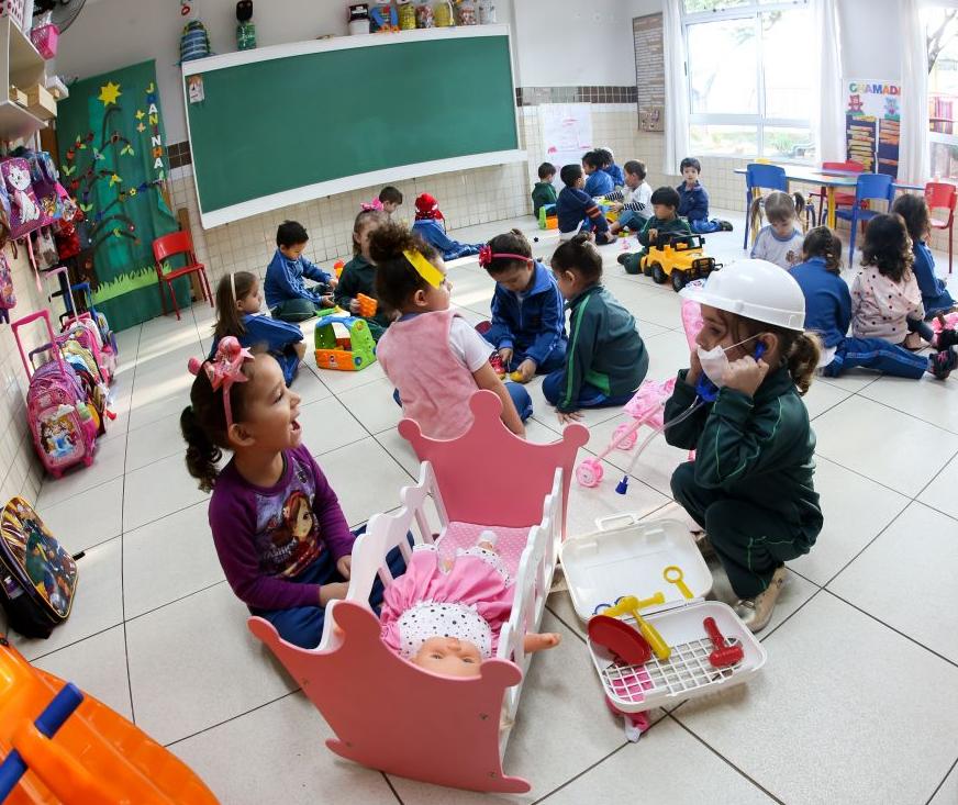 21 creches credenciadas à prefeitura estão sem receber desde abril