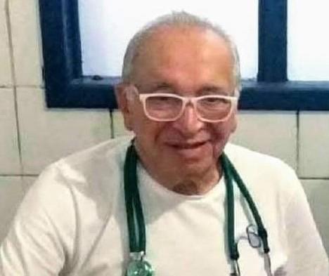 Médico Ary Jacomossi morre com suspeita de Covid-19, em Maringá