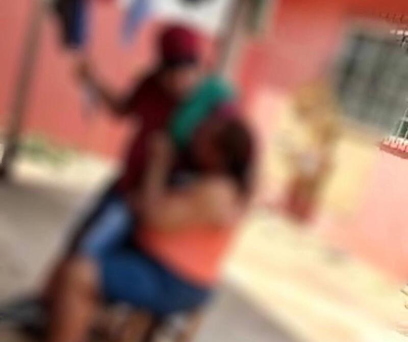 PM salva mulher de tentativa de feminicídio e vídeo viraliza em Paiçandu