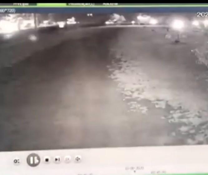 Vídeos mostram explosão antes do incêndio em shopping de Maringá