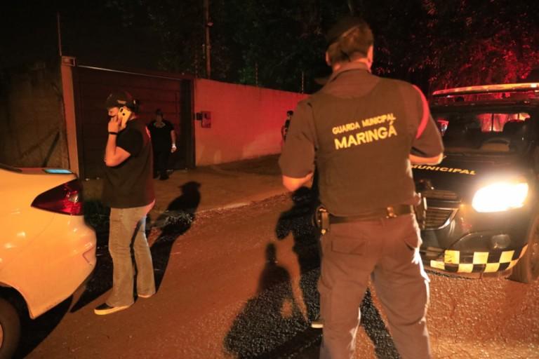 Três festas em chácaras foram flagradas em Maringá no fim de semana