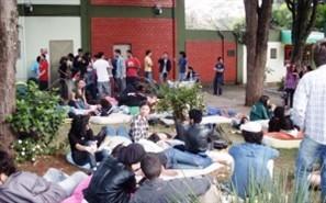Reitor da Universidade Estadual de Maringá dá ultimato a estudantes que ocupam reitoria há uma semana